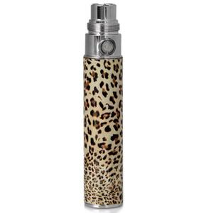 Leopard Print Appearance 650mAh Rechargeable Lithium Battery for Electronic Cigarette
