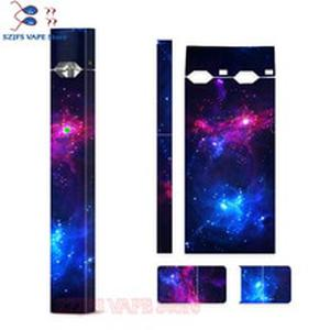 E Cigarette Nano Kit luul box Starry Sky Marble Sexy Beauty Sticker Case Cover Suitable For Smart Kin For Cover Sticker for iuul