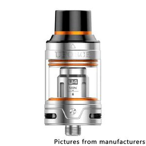 VOOPOO Uforce  304SS 24mm Sub Ohm Tank Clearomizer 3.5ML - Silver