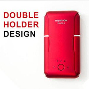 ISMOD II plus Original Double Holder Design vape pen without burn Vaporizer with 2600mah vape kit electronic cigarette for IQOS
