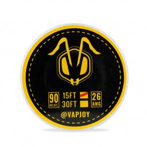 VAPJOY CSJ007 Ni90 Wire 26AWG 15ft