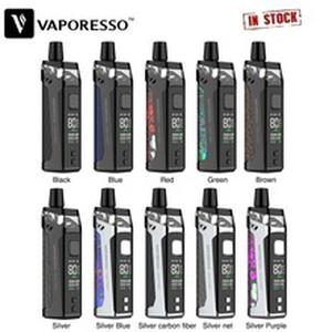 In Stock !  Target PM80 Kit Vape with 4ml TARGET PM80 POD 0.2/0.3ohm GTX Mesh Coil 2000mAh Built in Battery vs Vinci X