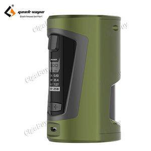 GBOX Squonker 200W 8ML  - Army Green