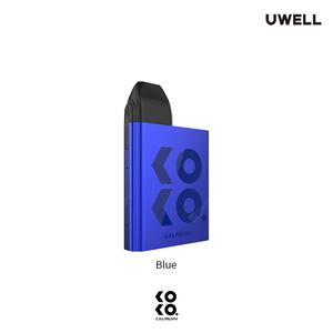 UWELL Official store 100% authentic CALIBURN KOKO  Pod System With 520 mAh Battery 2 ml Cartridge Electronic Cigarette Kit Vaporizer