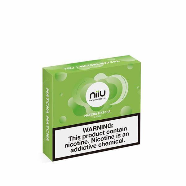 Niiu Pods Compatible with Relx 2ml 2PCS/PACK
