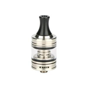 iJust Mini 22mm Sub Ohm Tank Clearomizer 3ml without Child Lock - Silver