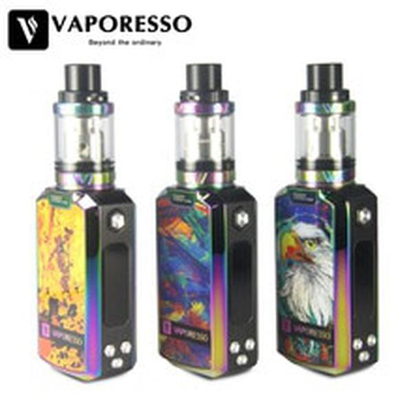 Original 80W  Tarot Nano TC Kit 2500mAh with VECO EUC Tank 2ml Nano MOD 80W OMNI Board EUC Coil Vape Kit NEW Colors