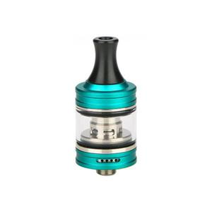 iJust Mini 22mm Sub Ohm Tank Clearomizer 3ml without Child Lock - Green