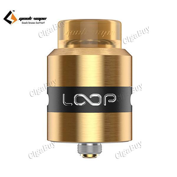 GeekVape Loop RDA 24MMTPD Edition - Gold