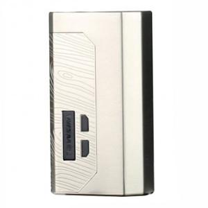 Luxotic MF BF Squonk  w/ 7.0ML Bottle (Without Screen Version) - Silver