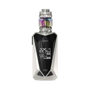 Ijoy Diamond Mini 225W TC VW  w/ With Diamond Baby Atomizer 4.0ml Kit - Silver