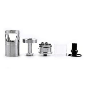 ST Version SQN MTL RTA Mouthfeel Type Single-shot Oil Atomizer 24mm