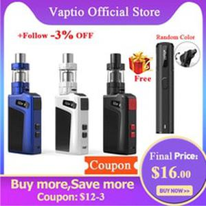 Gift Vape Kit Electronic Cigarette Move 60 kit with 2100mAh Built in Battery Mod Output Power 7-60W&2.0ml Tank 0.69 inch Display