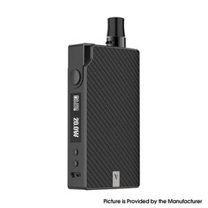 Degree 30W 2.0ML 950mAh VW  Pod System Starter Kit - Grey Carbon Fiber