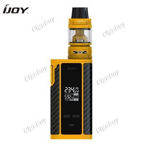 IJOY Captain PD270 234W TC Starter Kit - Yellow