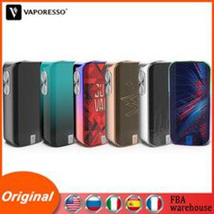 Original  Luxe Nano Mod Vape  Skrr s NRG Veco VM 510 Thread Tank E-Cigarette Vaping Kit 2500mAh Built in Battery