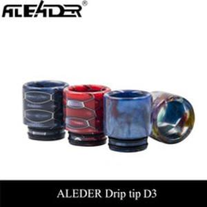 Original reewape Drip Tip  4 drops mouthpiece box Kit 510 810 mouthpiece for vape E Cigarettes tank atomizers accessories