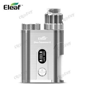 Pico Squeeze 2 100W Squonk Kit - Silver
