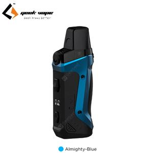 Aegis Boost Mod Pod kit with 1500mah built-in battery 3ML Pod System E cig Vape kit