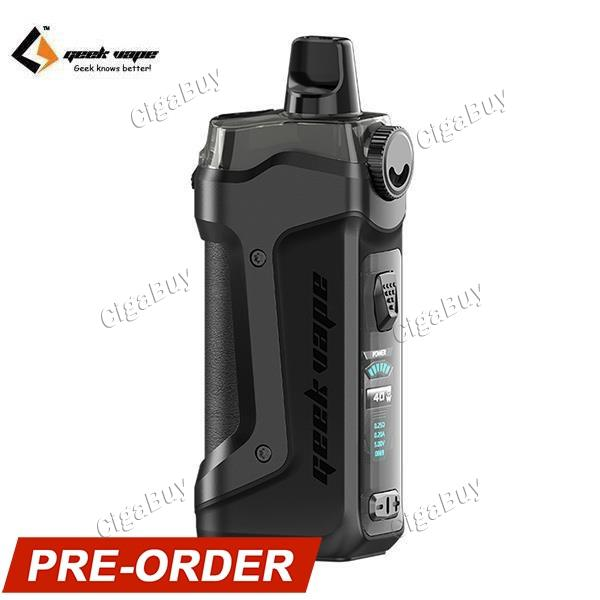 Aegis Boost Plus 40W Pod  Kit - Space Black