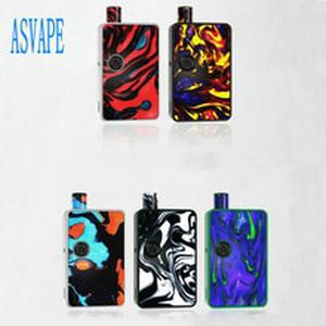 Original ASVAPE MICRO ELF  Kit 1100mAh 5-30W with 2ML Atomizer Vape Electronic Cigarette Vaporizer Micro 0.5&1.0ohm Coils