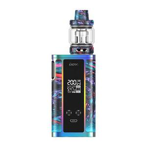 IJOY Captain Resin 200W 6ml TC VW  + Captain Resin Tank Kit - R-splendor