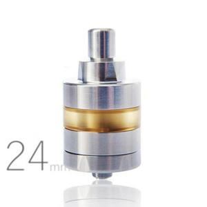 KF Lite Style 24mm RTA  3.5ML (with Logo) - Silver
