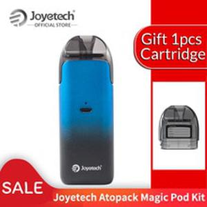 Gift Cartridge Original  Atopack Magic Pod System Kit 7ml Coil-less 0.6ohm NCFilm Heater Built in 1300mAh E-Cigarette
