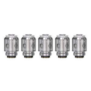 Berserker S Replacement Coil BSKR MTL Coil 1.8ohm (5PCS) - Silver