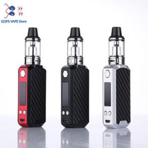 30-80W Safe Electronic Cigarette Vape Mod Box Shisha Pen E Cig Smoke LED Big Smoke Vaporizer Hookah Vaper Mechanical Cigarettes