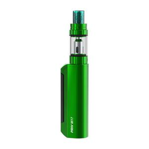 Priv M17 60W 1200mAh TC VW  w/ Stick 17 Atomizer 2.0ml Kit - Green