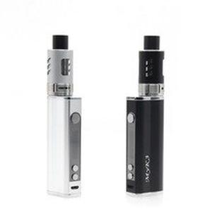 MYK3 2200mAh Battery 80W Vape LCD Display  Electronic Cigarette Kits 3ml 0.3ohm NK1 Double Coils Atomizer Vaporizer