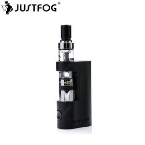 Justfog Q14 Compact Kit with 900mah Battery Q14 Tank Fit Justfog 1.2ohm 1.6ohm Coil ECigarette