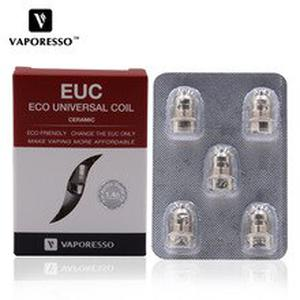 Original  CCELL Coil for Aurora Ceramic ss316 for Aurora Vape Kit Core Pure Taste E-cig Evaporizer Coil Head 5pcs/pack