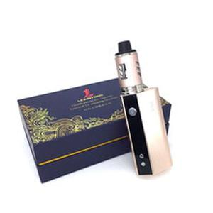 Original 60W Vaper Smoking  Kit Vape 2600mah Smoker Vaping E Cig Shisha Pen Big Smoke Vaporizer Mech Electronic Cigarette