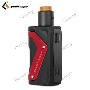 GeekVape Aegis Squonk 100W TC Kit - Red