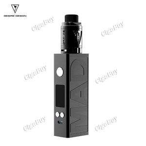 Desire Mad 108W 3ML M-Tank Starter Kit - Black