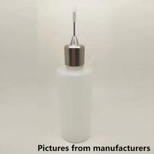 PE 60.0ML Oil Injector Bottle For With drip bottle Mod - White