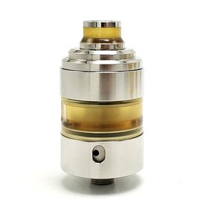 Hussar project x Style 22mm RTA Rebuildable Tank Atomize 2.0ML by  - Silver