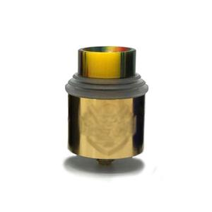 Apocalypse Four Generations Style 24mm RDA  w/BF Pin - Gold