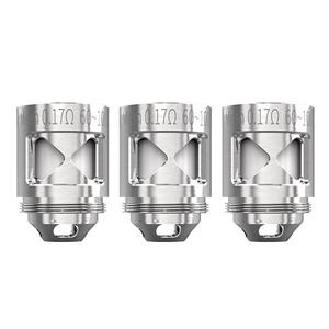 Smoant Naboo Replacement 0.17ohm Coil Head for Naboo Atomizer (3PCS) - Silver