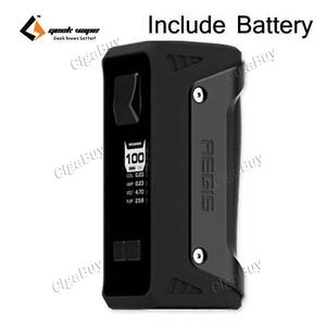 GeekVape Aegis 100W  with 26650 - Stealth Black