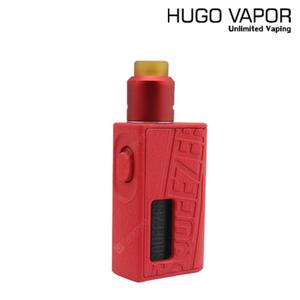 Hugo Vapor Squezzer Squonk BF Mod Kit Electronic E Cigarette Bottom Feeding Squonking RDA Vape