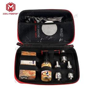 Coil Master Kbag Mini Vape Coiling Bag Case - Black