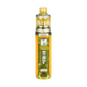 SINUOUS V80 80W 3.0ml Kit with Amor NSE Atomizer - Yellow