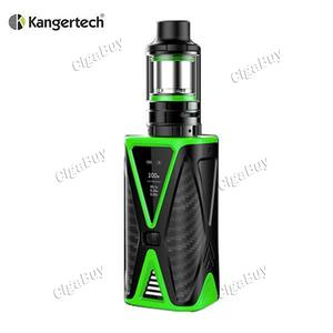 Kanger Spider 200W with FIVE 6 Mini TC Kit - Green