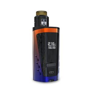 IJOY CAPO 216 SRDA 20700 Squonker Kit -ORANGE+BLUE