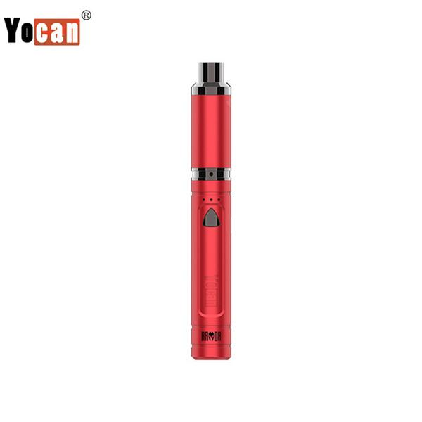 Armor Plus Kit with 650mAh Battery QDC Quartz Dual Coil QTC Tri Coils Vaporizer VV Vape Pen Wax 100% Original
