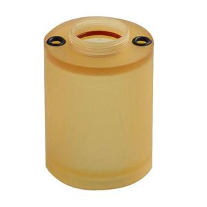 Replacement PEI Tank Tube for CloudOne Blasted V4 RTA Atomizer by  - Yellow
