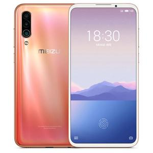 Meizu 16Xs 16Xs Extreme Edge Symmetric Full Screen 48MP AI Triple Camera 4000mAh Large Battery 4G Business Camera Phone (6+128GB) - Orange